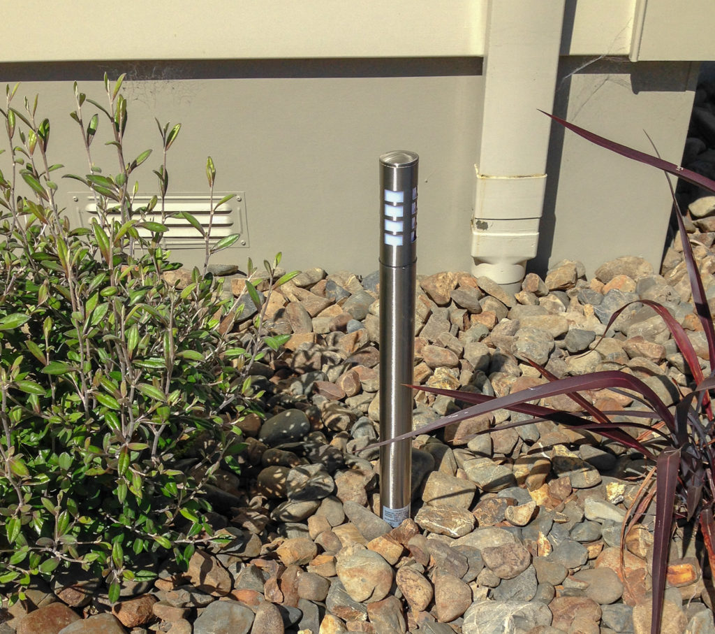 Residential electrician Garden Lighting